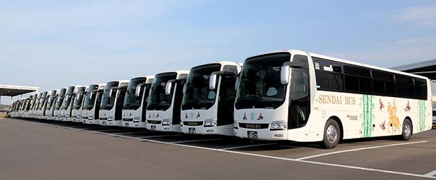 仙台バスのおすすめポイント